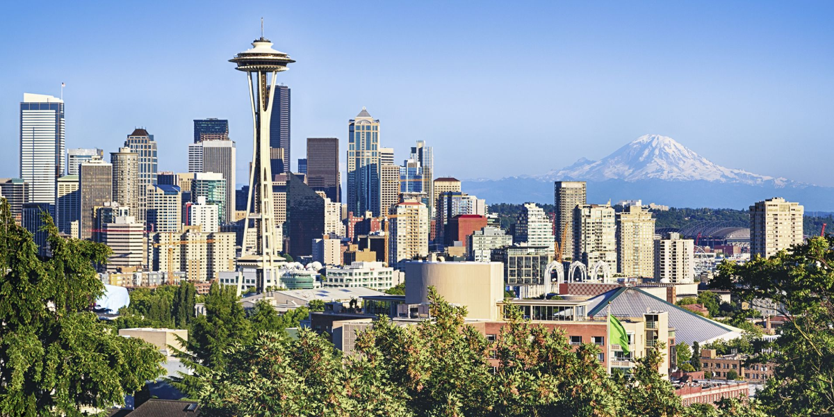 Seattle Chapter Summer Welcome Event Event Logo