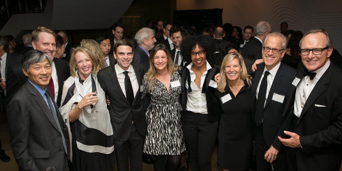 NYC Chapter Alumni Award Banquet Event Logo