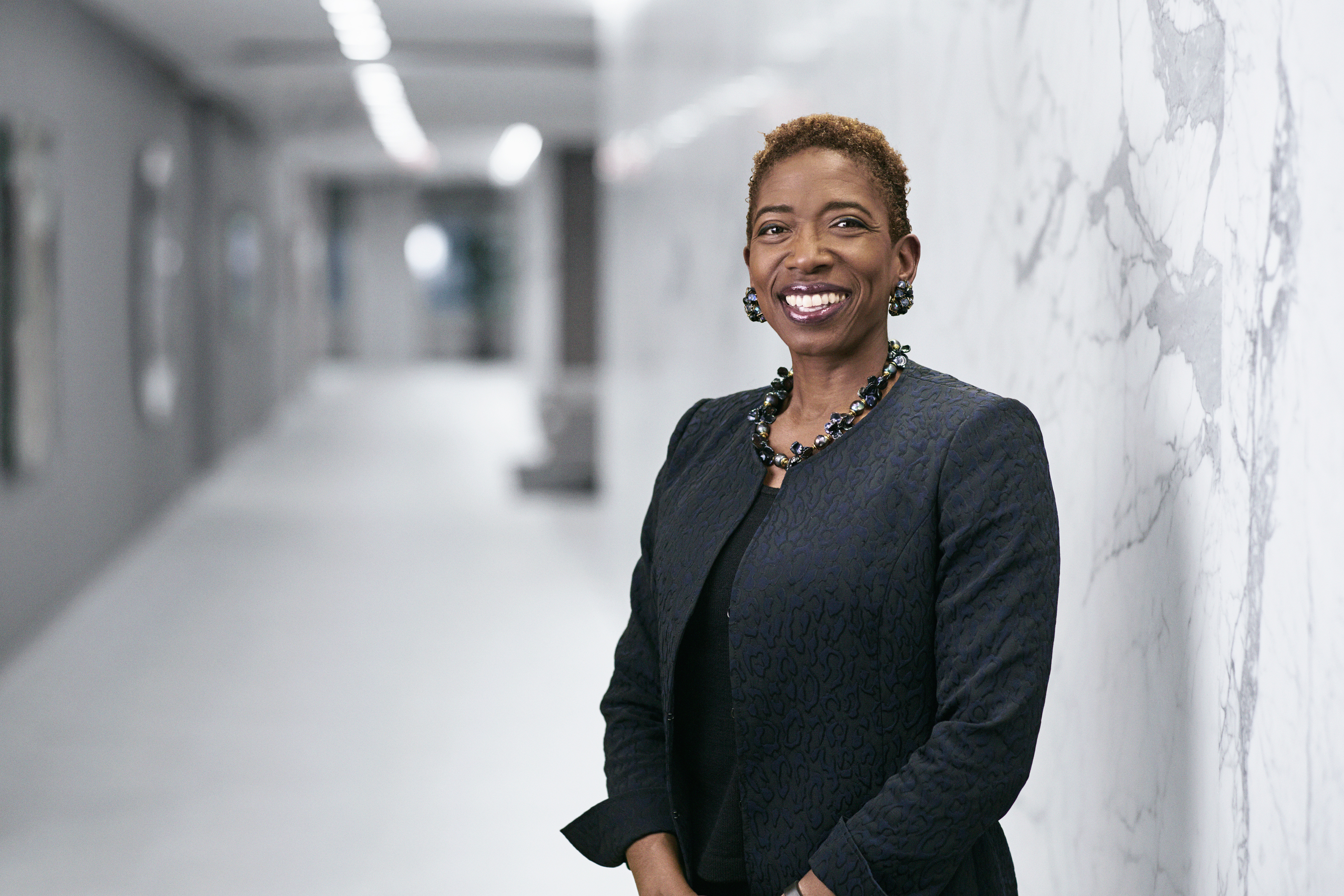 A Conversation with Carla Harris
