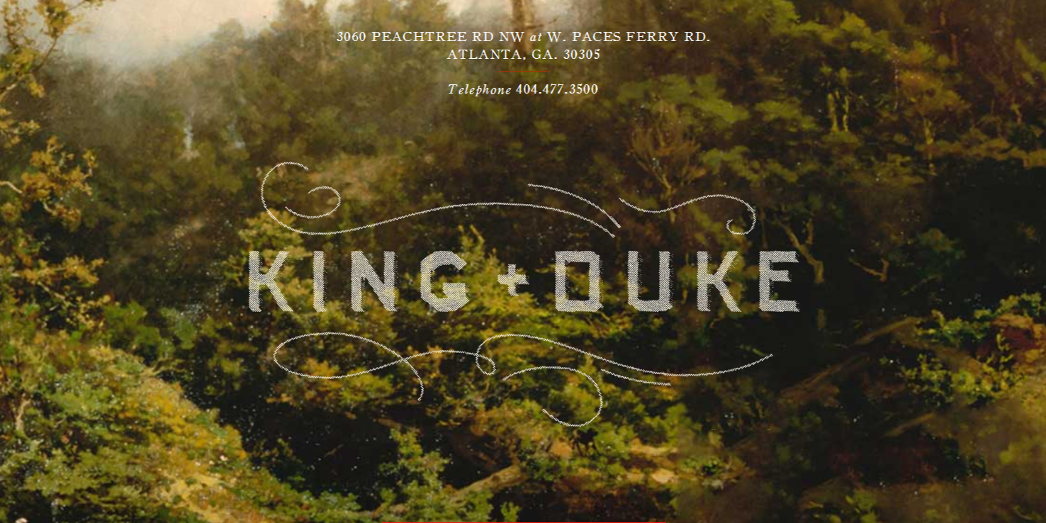 Atlanta Alumni Small Group Lunches - King + Duke (Buckhead)