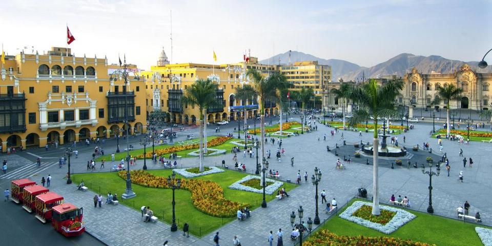 International Experience Alumni Reception in Lima
