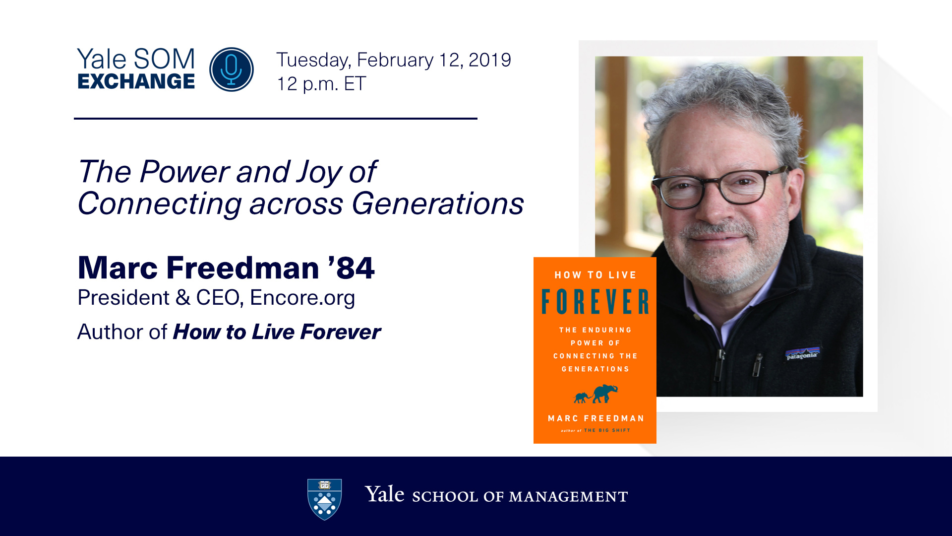 [WEBINAR] The Power and Joy of Connecting across Generations