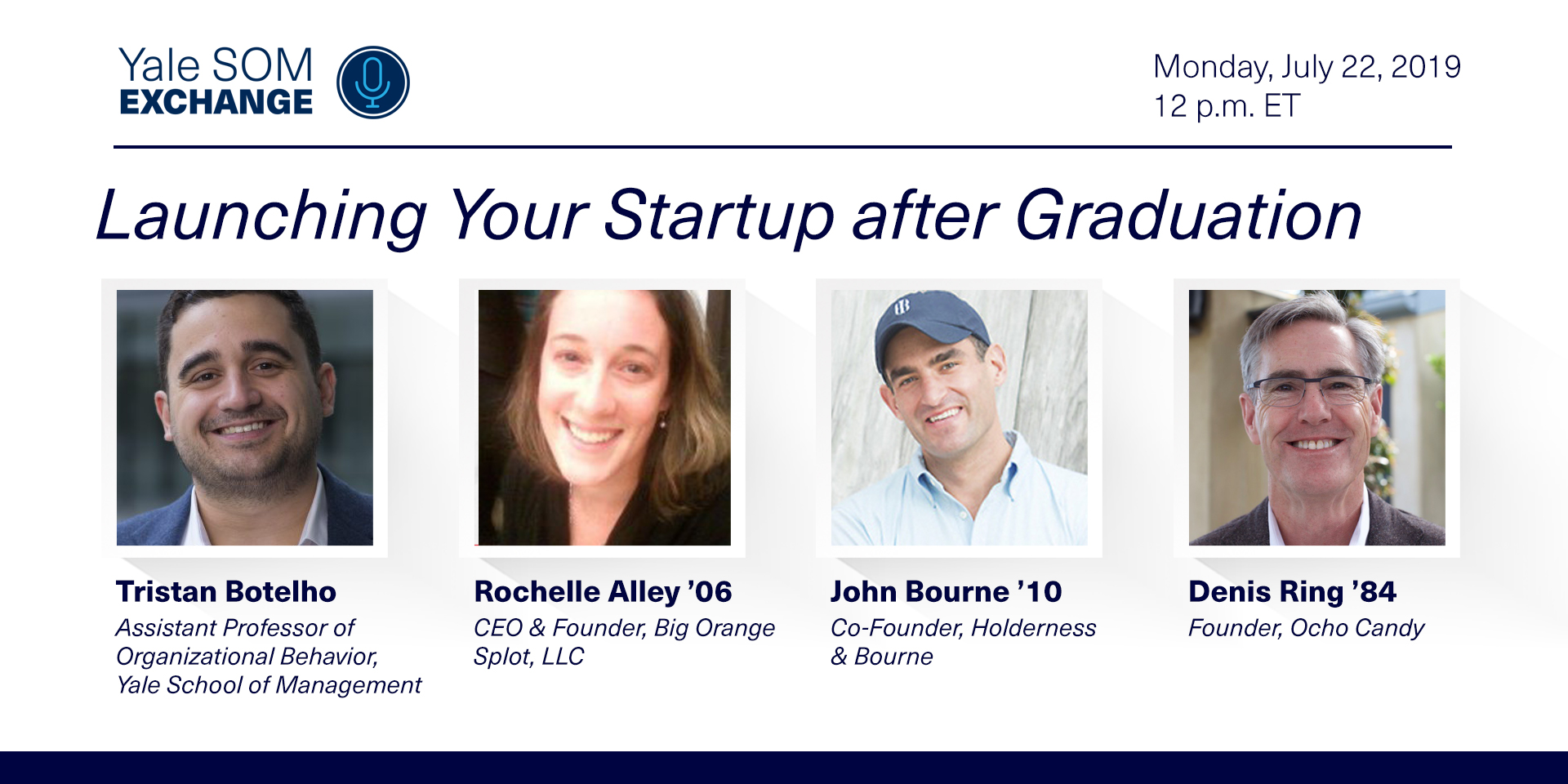 [WEBINAR] Launching Your Startup after Graduation