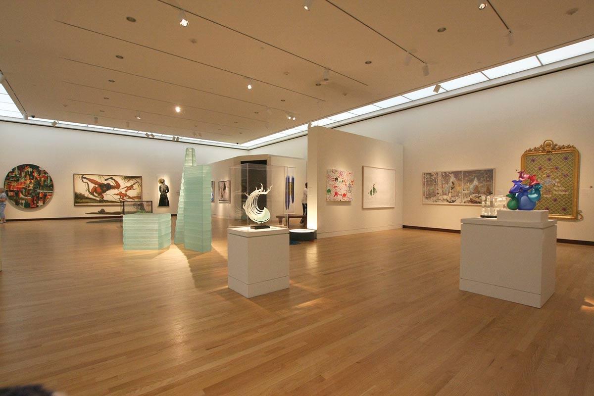 Tour of New Britain Museum of American Art