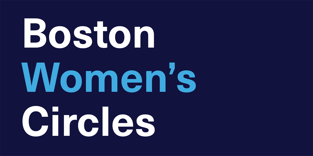 Sign-up for Yale SOM Boston Women's Circles Event Logo