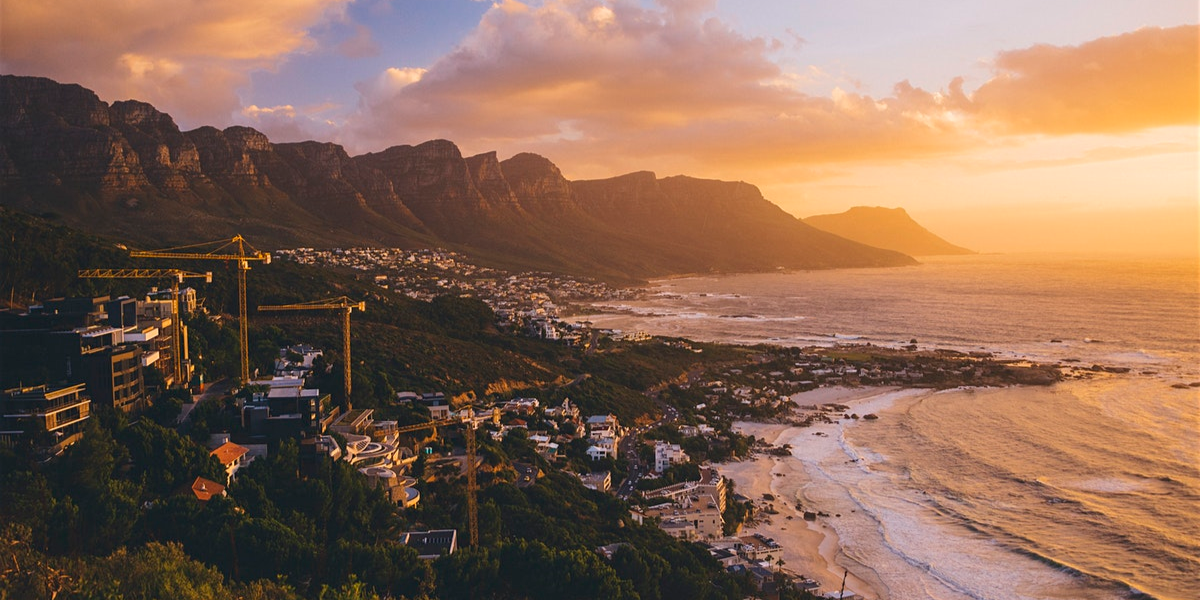 2019 Yale SOM International Experience Cape Town Student and Alumni Reception Event Logo