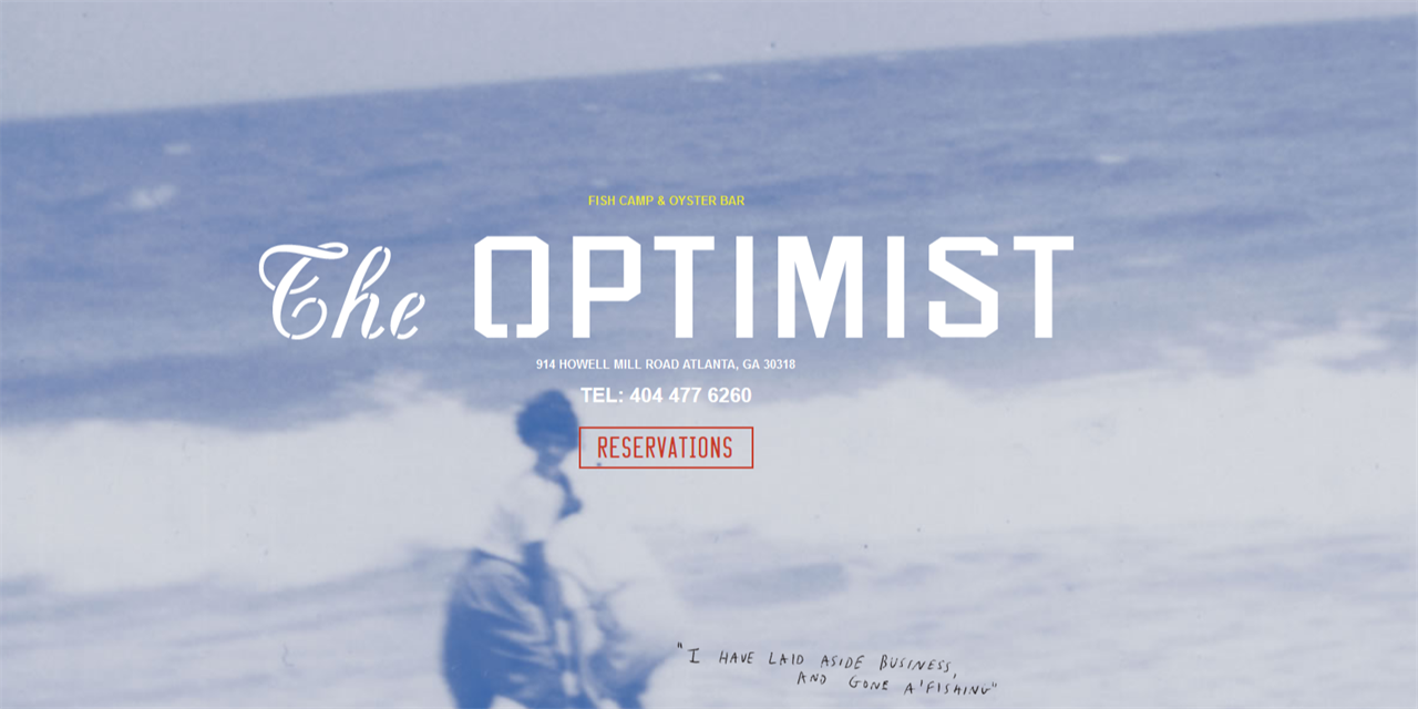 Atlanta Alumni Small Group Lunches - The Optimist (West Midtown) Event Logo