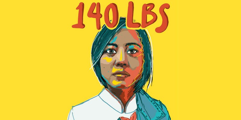 Los Angeles Theater Night | 140 LBS: How Beauty Killed My Mother Event Logo