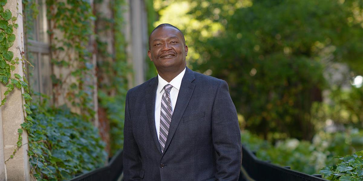 Community Forum: Introducing Dean Designate Kerwin Charles