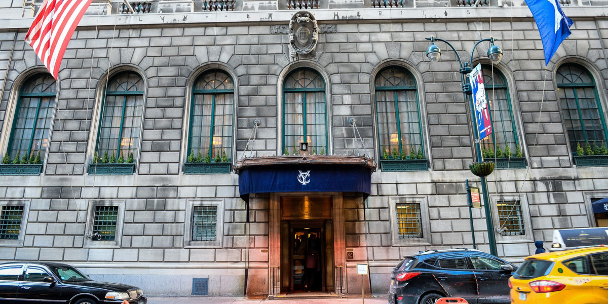 [THE YALE CLUB OF NEW YORK CITY] Prospective Member Reception 2019 Event Logo