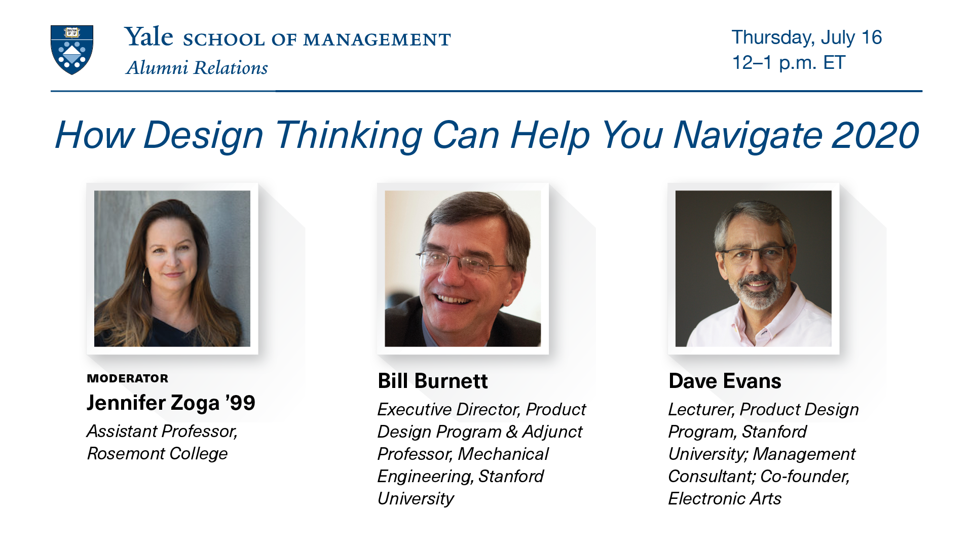 [WEBINAR] How Design Thinking Can Help You Navigate 2020