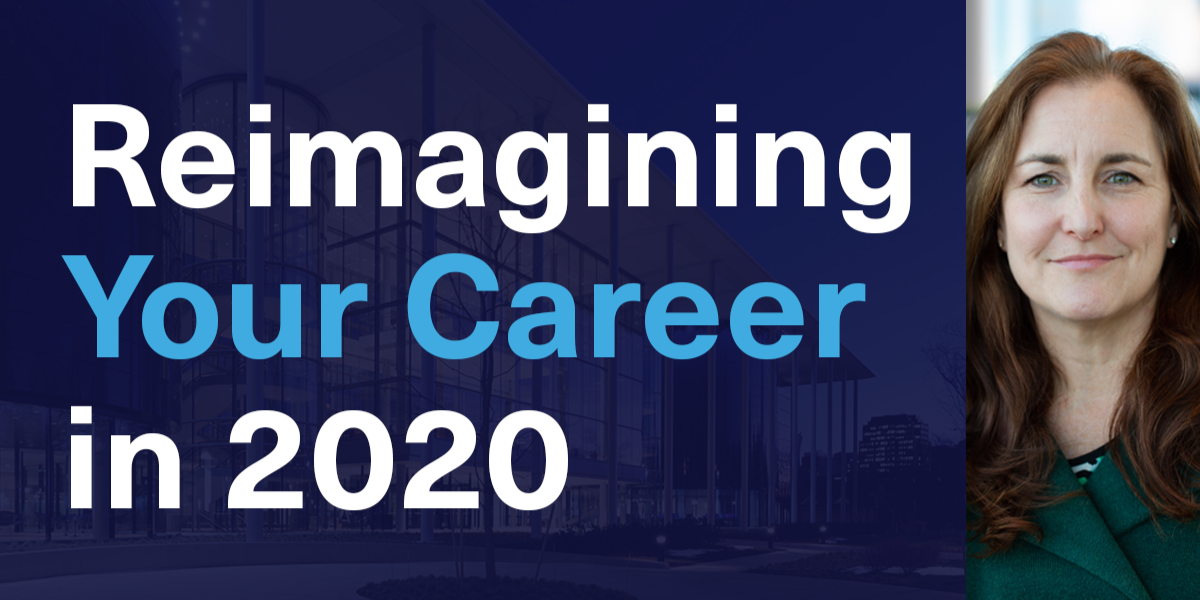 [WEBINAR] Reimagining Your Career in 2020 with Cindy Cornell