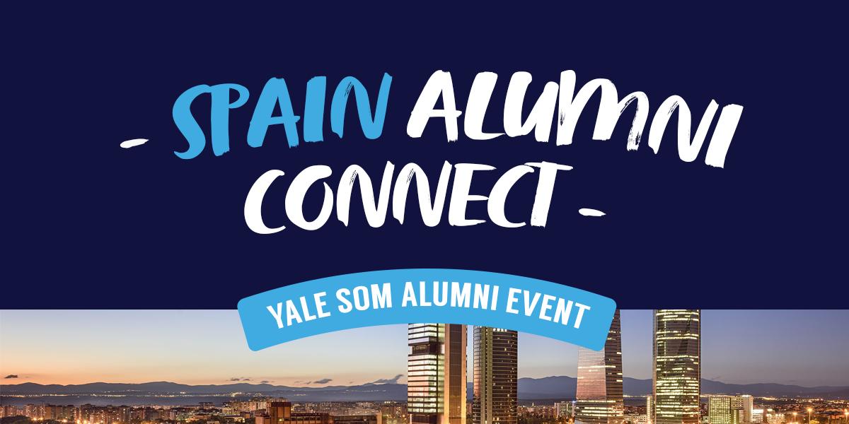[VIRTUAL] Spain Alumni Connect Event Logo