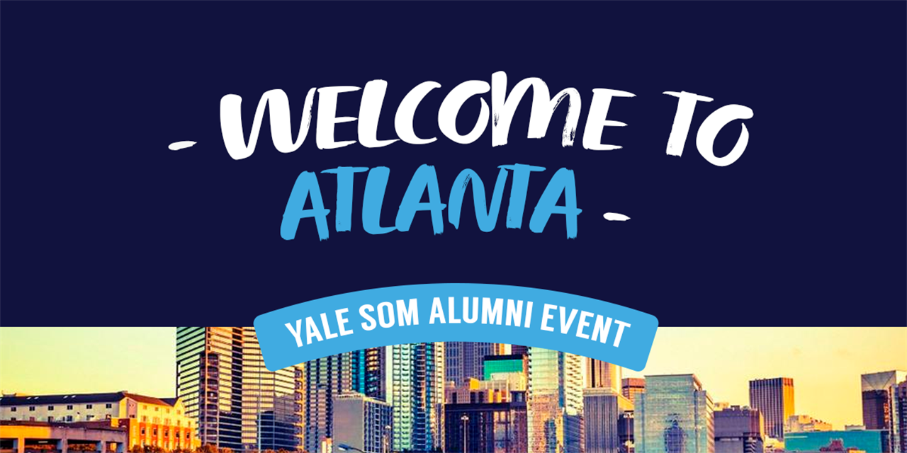 [VIRTUAL] Reconnect / Class of 2020 Welcome to Atlanta Event Logo