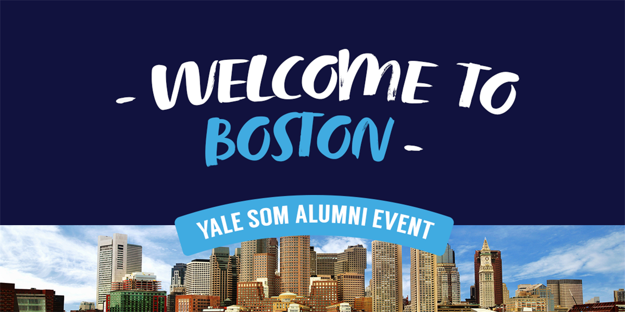 [VIRTUAL] Class of 2020 Welcome to Boston Event Logo