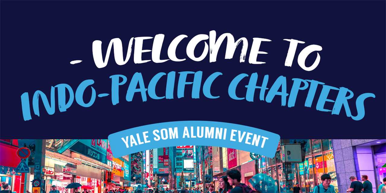 [VIRTUAL] Class of 2020 Welcome to Indo-Pacific Chapters Event Logo