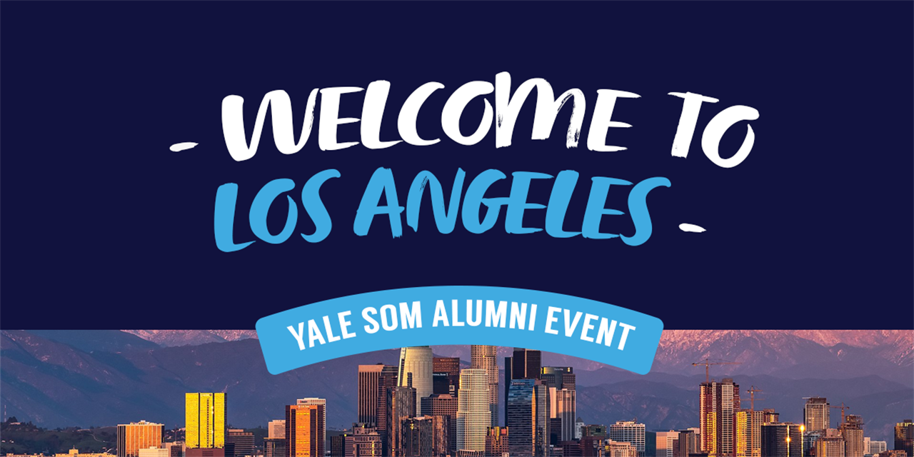 [VIRTUAL] Class of 2020 Welcome to Los Angeles Event Logo