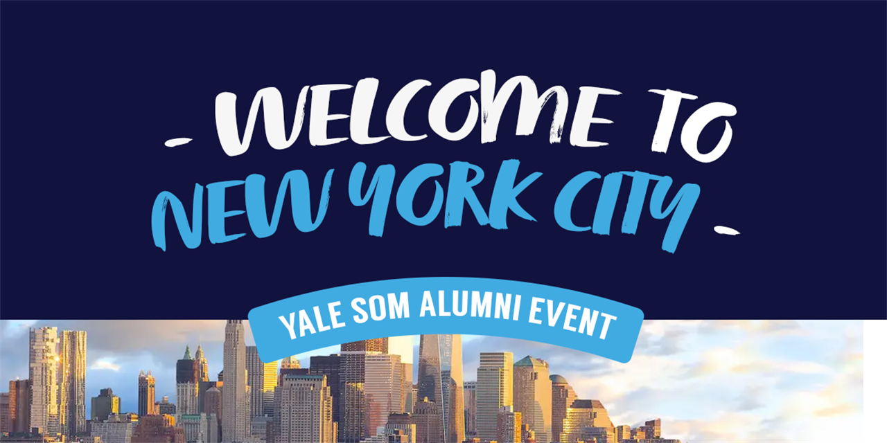[VIRTUAL] Class of 2020 Welcome to New York City