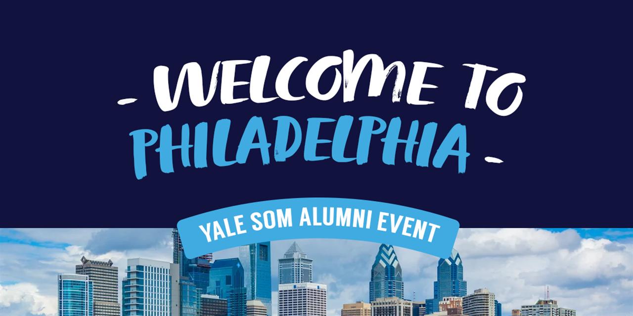 [VIRTUAL] Class of 2020 Welcome to Philadelphia Event Logo