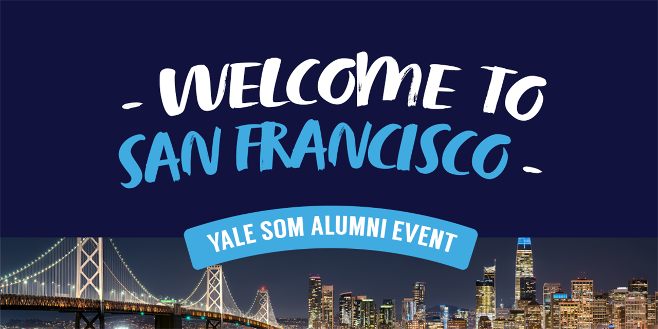 [VIRTUAL] Class of 2020 Welcome to San Francisco Event Logo