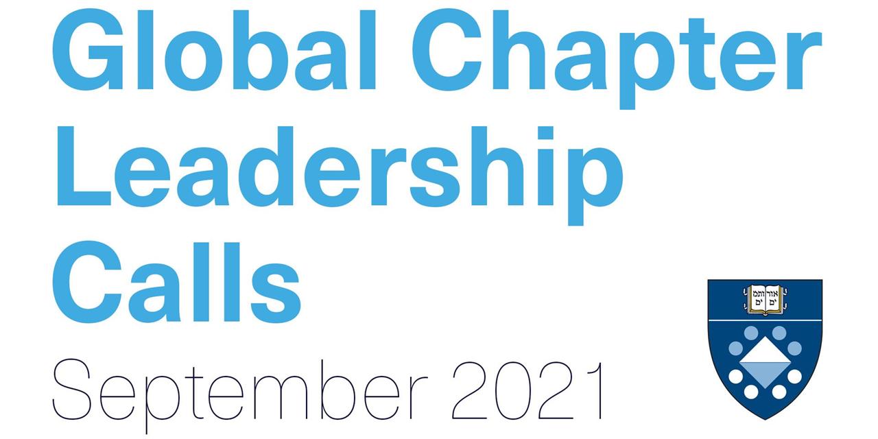 [VIRTUAL] SOM Global Chapter Leadership Call Event Logo
