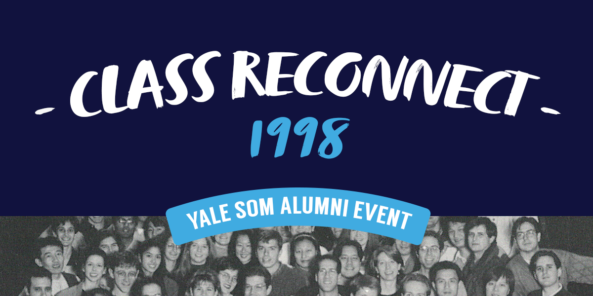 [VIRTUAL] Class of 1998 Reconnect Event Logo