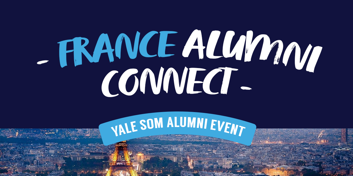 [VIRTUAL] France Alumni Reconnect Event Logo