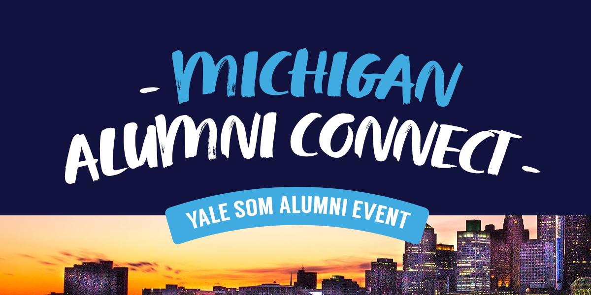[VIRTUAL] Michigan Alumni Connect Event Logo