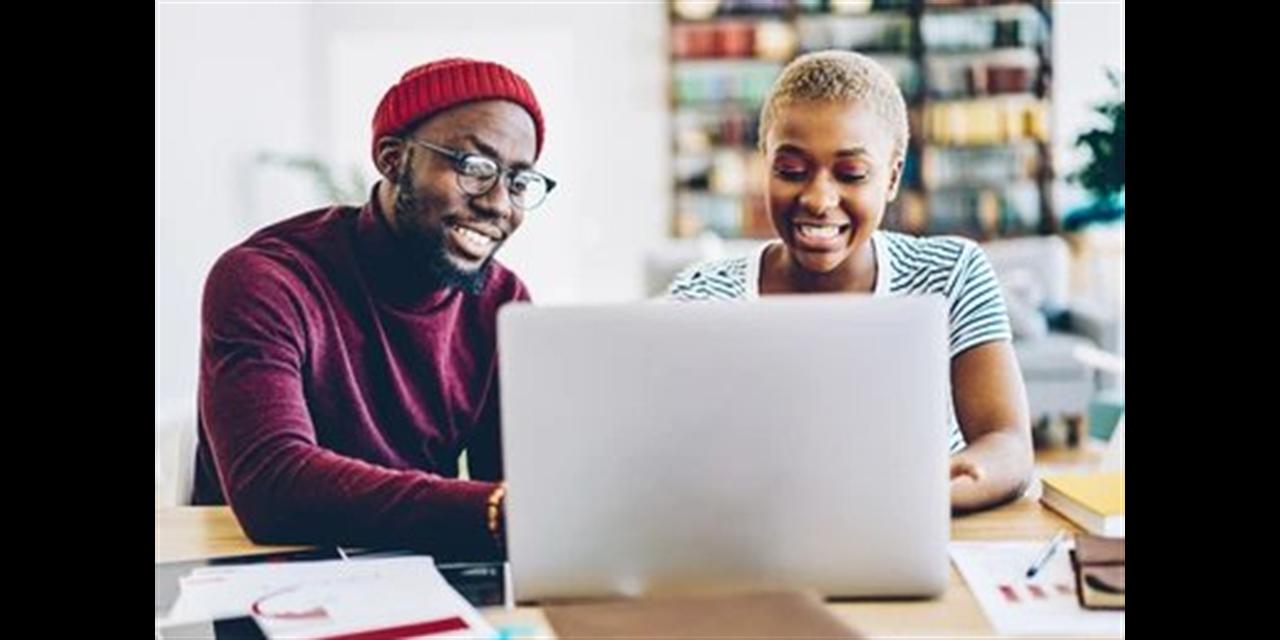 [VIRTUAL] Black Business Alliance Student Club Event | Blacks in Tech Event Logo